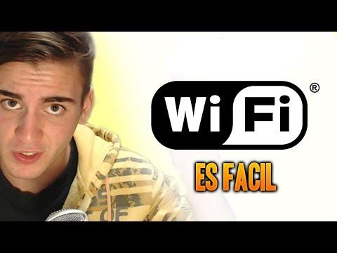 Como descifrar Claves WiFi MEJOR MÉTODO - WEP. WPA y WPA2 y WPA2-PSK - Wifislax