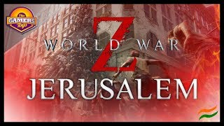 [ हिंदी ] WORLD WAR Z Walkthrough Gameplay Part 2