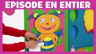 Art Attack - Le monstre à dessin - Disney Junior - VF