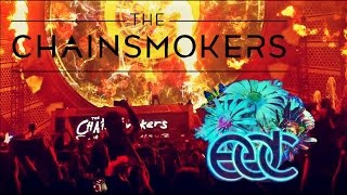 The chainsmokers | EDC MEXICO 2017