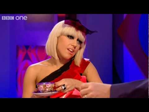Lady Gaga explains  Poker Face  - Friday Night With Jonathan Ross - BBC One