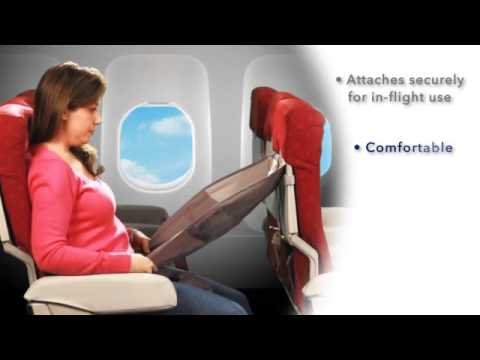 Flyebaby Infant Airplane Seat - YouTube
