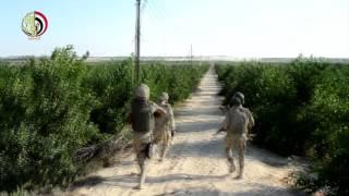 القوات المسلحة: مقتل 21 تكفيريا بشمال سيناء.. فيديو