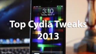 Top 10 Cydia Tweaks 2013 - Part 2 (February & March Tweaks)