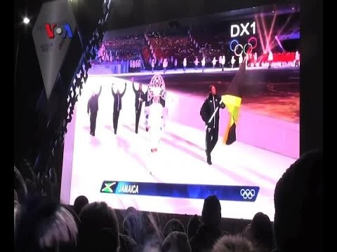 Tim Bobsled Jamaica di Olimpiade Sochi 2014 - VOA Sports