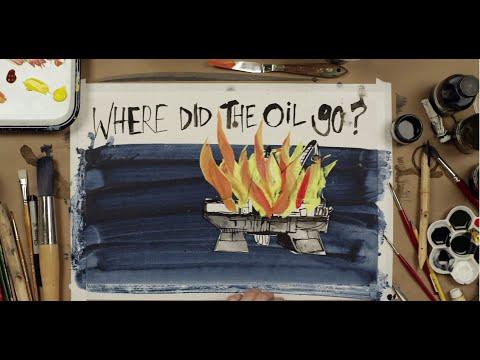Where did the oil go?