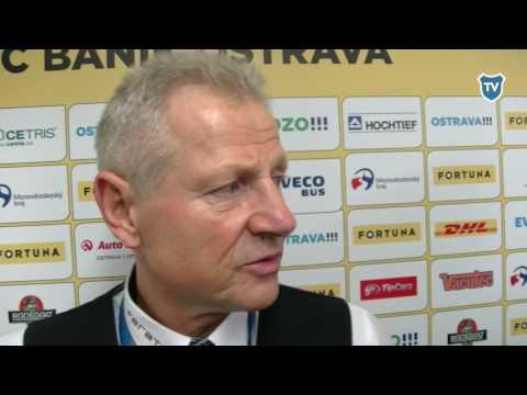 FNL: rozhovor s Vlastimilem Petrželou po utkání s Ústím (3:0).
