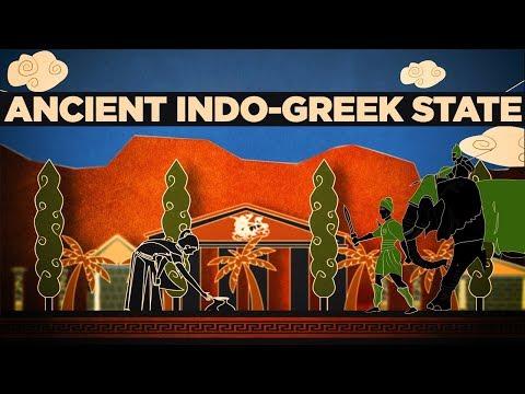 Ancient Greek Kingdom in India