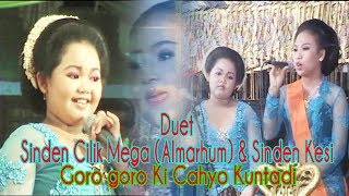 Goro goro Kutut Manggung Sinden Cilik Mega Almarhum duet dengan sinden kesi