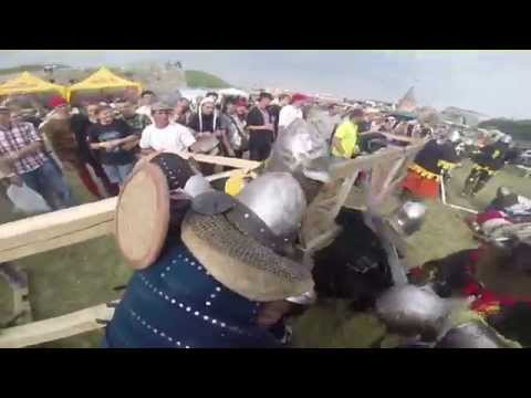 Sharukhan Clan Gopro - Se08 Bohurt Tribe video