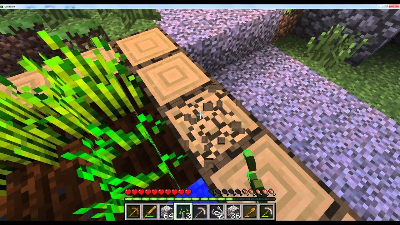 Comment cr er une belle maison dans minecraft s1 ep 2 youtube - Comment creer une belle maison dans minecraft ...