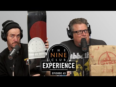 Nine Club EXPERIENCE #63 - Miles Silvas on Primitive, Tyler Surrey, Matt Tomasello