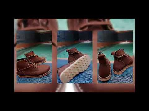 Copy of sepatu boots pria high quality (original shoes)