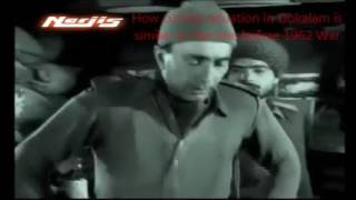 China Explained in Hindi Movie Haqeeqat (1965)