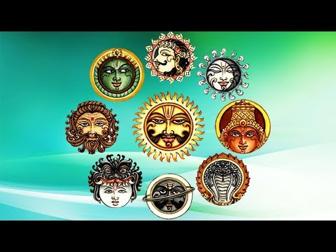 Navagraha Kavacha Mantra - Navagraha Pooja - Mantra for all...