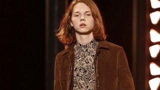 Saint Laurent | Spring Summer 2015 Full Fashion Show | Menswear | Exclusive