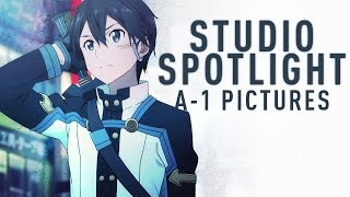 Who on Earth is A-1 Pictures? | Anime Studio Spotlight