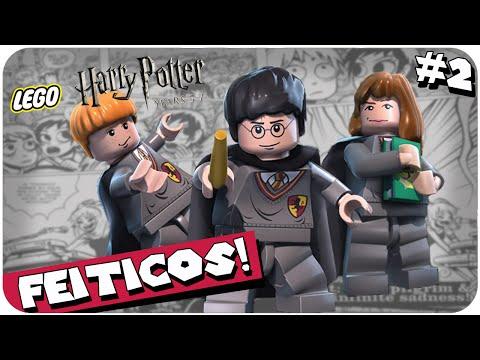 Aprendendo FeitiÇos - Lego Harry Potter #02 video