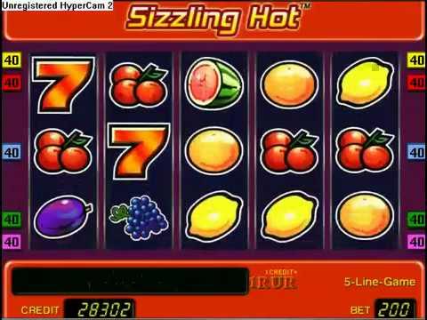 sizzling hott 2 septari