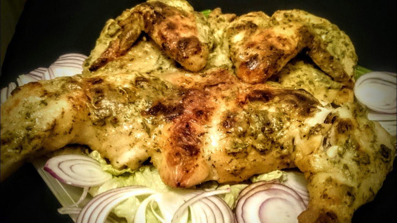 Как сделать вкусную курицу в духовке