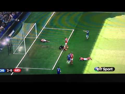 Chelsea 6-0 Arsenal BT Sport Advert.