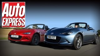 Mazda MX-5 track battle: 1.5 vs 2.0, which is best?