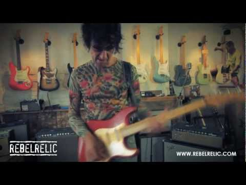1955 Dakota Red S-Series | REBELRELIC GUITAR SHOWCASE 2010