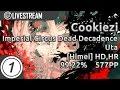 Cookiezi   Imperial Circus Dead Decadence - Uta [Himei] +HD,HR   1583/3470 99.22% 577pp