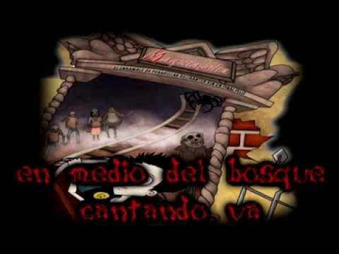 Maquiavelia - Caperucita Roja Y Su Siniestro Plan - Letra