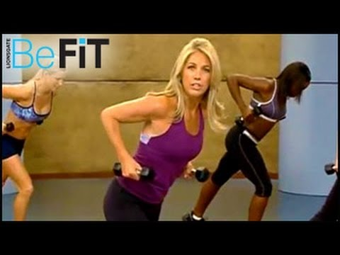 Boot Camp Cardio & Strength Workout With Denise Austin