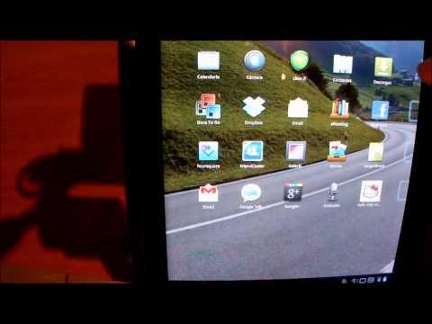 Tutorial Root y Cambio de ROMs (Flasheo) en Acer Iconia Tab A500 Español parte 1
