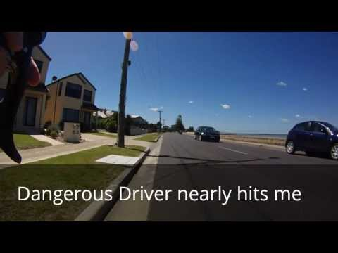 Dangerous Driver Cares More About His Car The Big Pussy video