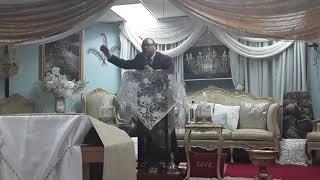 Pastor Tony Jimenez, part1. Casa del Alfarero (5-27-18)