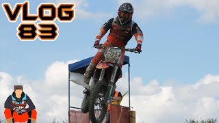 RIDING THE SAND PIT OF RES AXEL (VLOG 83)