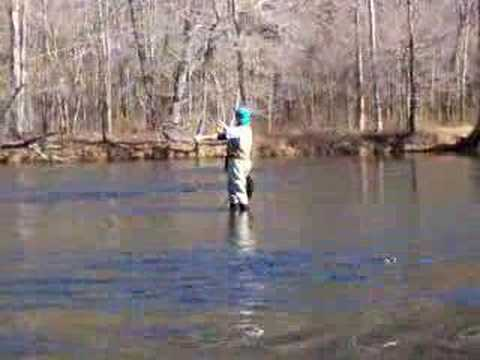 Tennessee Fly Fishing 1