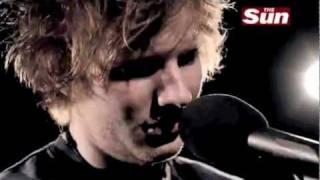 Watch Ed Sheeran Skinny Love video