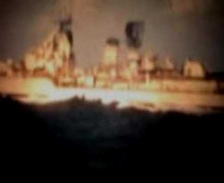 TRIKORA - Yos Sudarso - Battle of Aru Sea