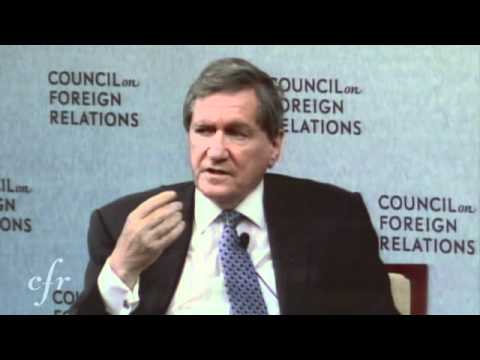 Hoblrooke at CFR: U.S. Policy in Afghanistan