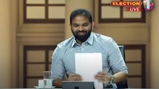 Face the Nation TV1; 9 days to go Election , political parties battle it out for seats in parliament