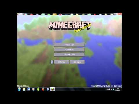 How to stop lag on your laptop / computer when playing Minecraft