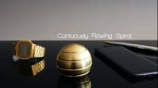 Kinetic Desktop Spinner Sphere