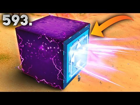 EPIC CUBE BOUNCE *TRICK*..!!! Fortnite Funny WTF Fails and Daily Best Moments Ep.593