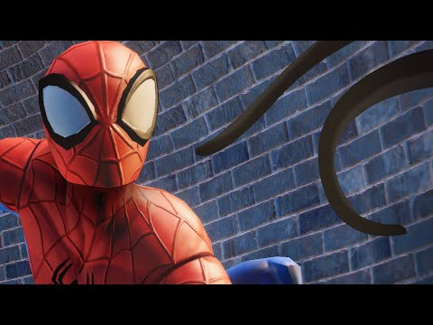 SPIDERMAN - Disney Infinity 2.0