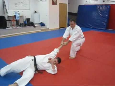 Aikido basics - Randori No Kata - Beginners guide to the 17 techniques Image 1