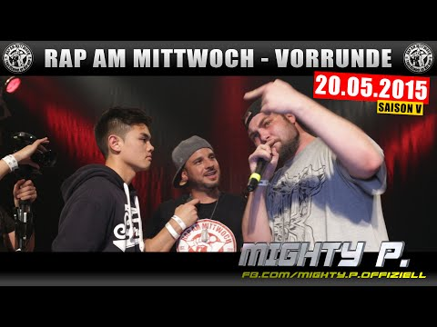 RAP AM MITTWOCH HAMBURG: 20.05.15 BattleMania Vorrunde (2/4) GERMAN BATTLE