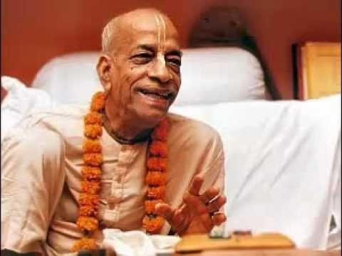 Prabhupada Japa Chanting (Mahamantra Hare Krishna)