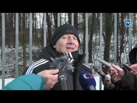Zahájení zimní přípravy 2017 - rozhovor s Vlastimilem Petrželou