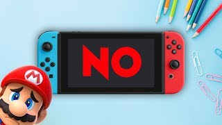 Don't buy a Switch right now