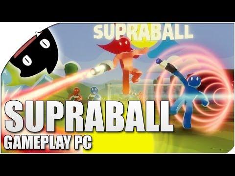 Supraball - FPS deportivo gratuito y muy divertido