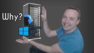 Why Businesses Use Windows Server